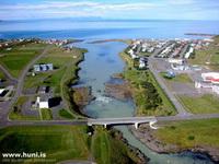 Blönduós. Sameiningarviðræður standa yfir hjá sveitarfélögum í Austur-Húnavatnssýslu.