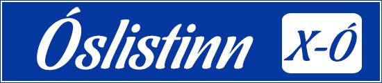 Óslistinn