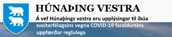 Húnaþing vestra Covid