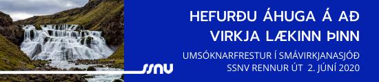 SSNV smávirkjunarsjóður
